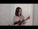 Ryan Gosling Emma Stone City Of Stars OST La La Land ukulele cover by Daisy