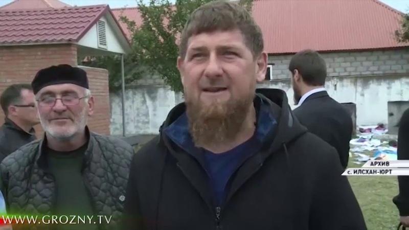 В селении Илсхан-Юрт постороили школу имени Аймани Кадыровой