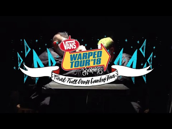 Catch Twiztid on Vans Warped Tour all summer long