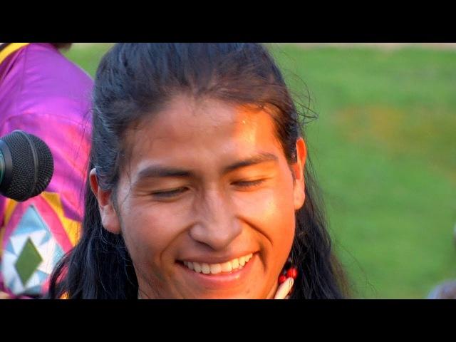Live music of American Indians. Part 1, Rikchari, Ecuador