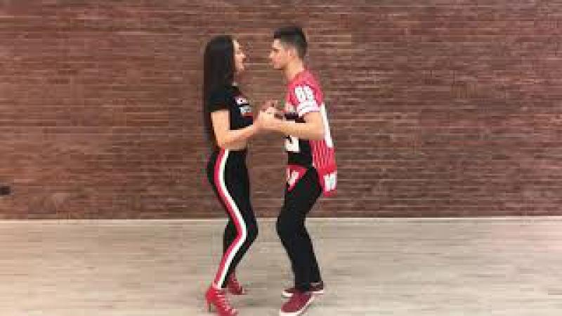 MAX ELZA BACHATA DANCE | (Dj Alehandro) Hey Violet - Guys my age