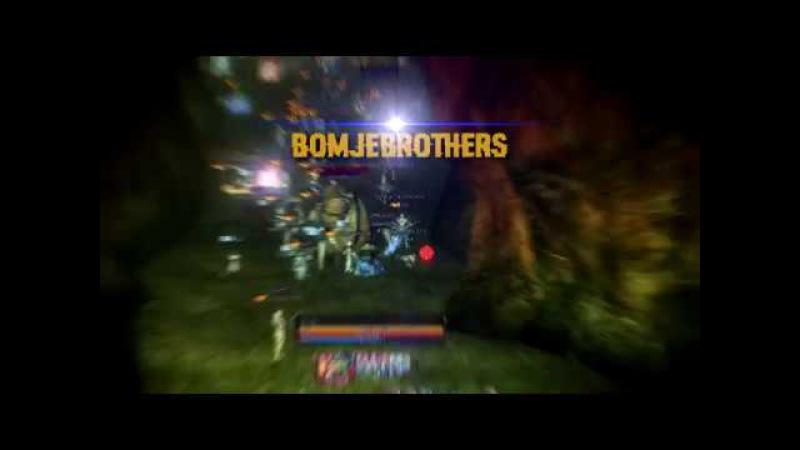 BomjeBrothers Multicraft.su (Draka Za Shkoloy)