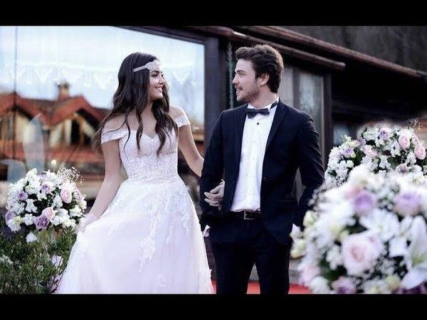 Али и Селин AlSel Небо будет за нас Дочери Гюнеш свадьба