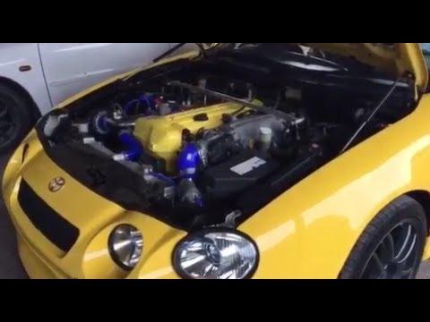 トヨタ セリカ ST202 2JZ-GTE 搭載 FR 改造 Toyota Celica ST202 2JZ-GTE Swap