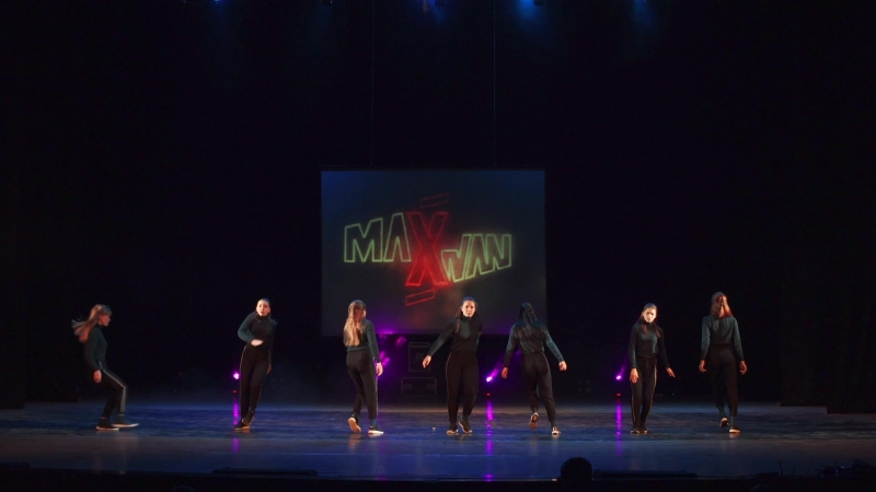 MAXIVAN 2018|BAEPSAE_Современный танец_группа от 14