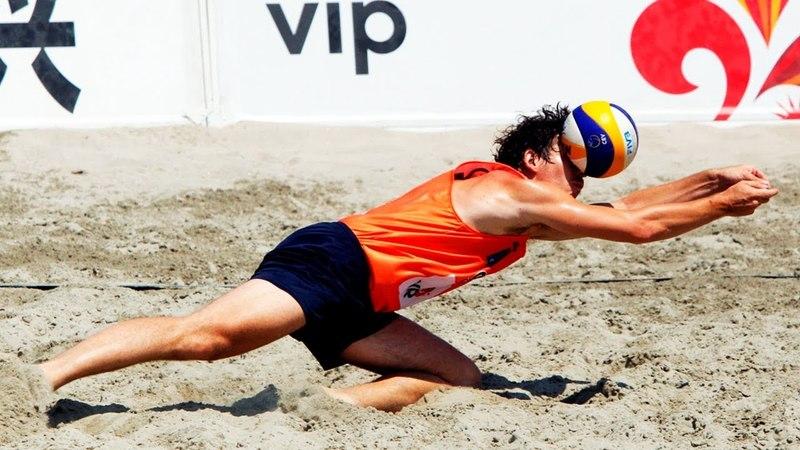 TOP 40 Обманных Атакующих Действий в Пляжном Волейболе