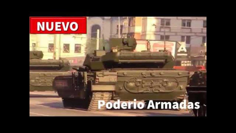 El súper tanque Armata T-14 de Rusia puede luchar hasta en Marte que aterroriza a EEUU y OTAN