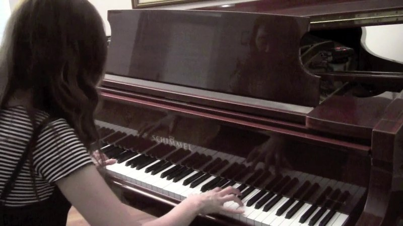 Illusion- VNV Nation Live Classical Piano Improv/Cover/Performance
