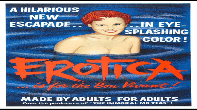 1961 Russ Meyer Erotica docu