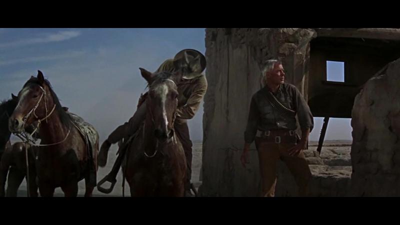 ПРОФЕССИОНАЛЫ 1966 боевик приключения вестерн Ричард Брукс 1080p смотреть онлайн без регистрации