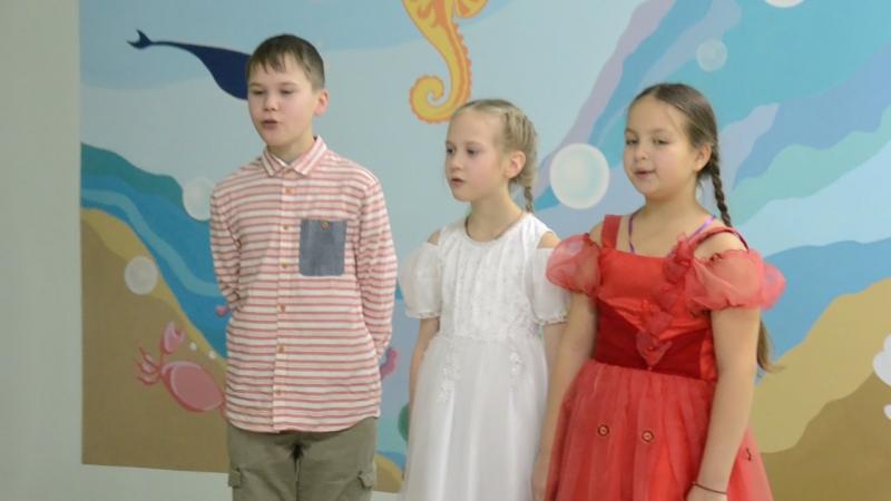 песня Ангел в исполнение детей
