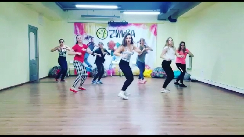 Регетон|LaViDanza|Владимир