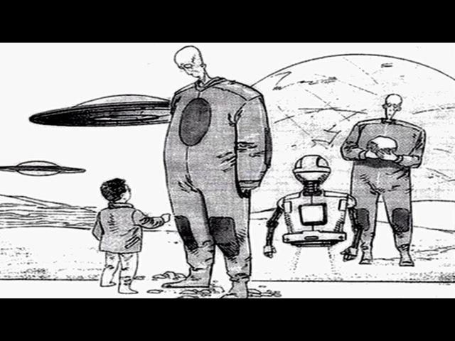 Посадка НЛО с выходом гуманоидов в Воронеже (1989)
