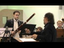 A. Vivaldi Concert for 2 violins, 2 hoboes, fagot, basso-continuo and string ensembles