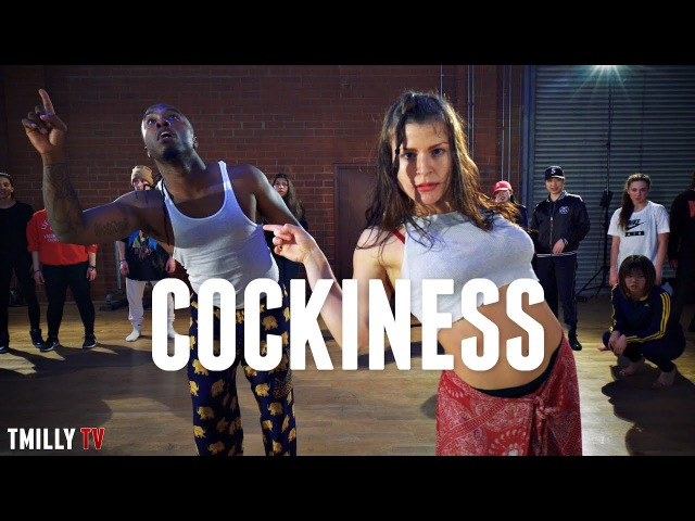 Rihanna - Cockiness - Choreography by Willdabeast Adams Janelle Ginestra