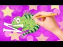 АЗБУКА ДЛЯ МАЛЫШЕЙ! 💕 Алфавит с животными - развивающие мультики для самых маленьких! Учим буквы