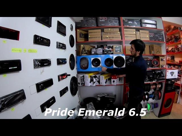 Сравнение Pride Emerald 6.5 vs. Oris LS-65
