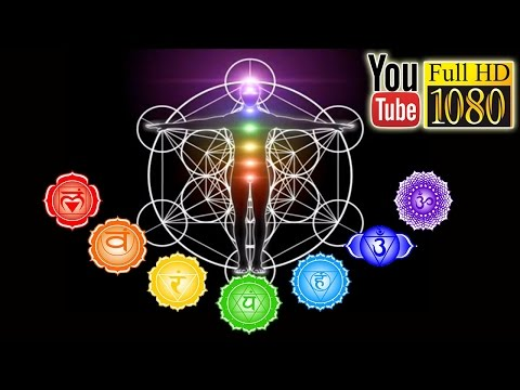1 hour 🌙 Meditation Music for Positive Chi Qi Energy 🌙 Balance 7 Chakras 🌙 Mindfulness