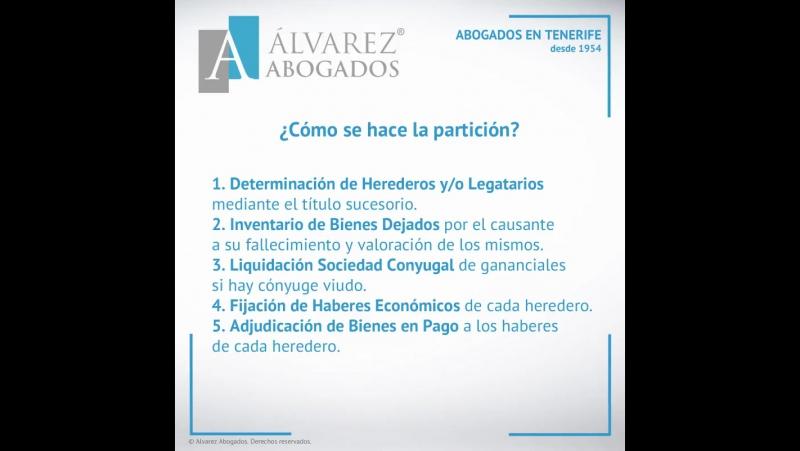 Abogados Herencias Tenerife