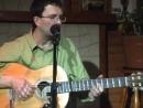 Сергей Труханов исполняет песню на стихи Арсения Тарковского Бабочка в госпитальном саду