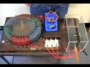 3 фазное вращающееся магнитное поле