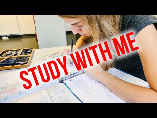 УЧИСЬ / РАБОТАЙ СО МНОЙ ★ STUDY WITH ME В БИБЛИОТЕКЕ ТУР