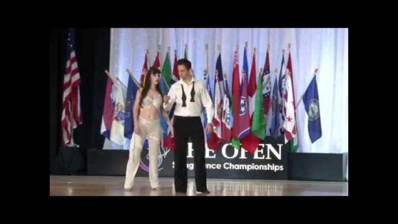 Hugo Miguez Stacy Kay 5th Place Classic Division - US Open 2017