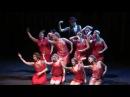 Creative project Getsby girls, choreoghy by Lelyana Stanishevskaya