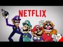The Super Mario Bros Super Show on Netflix