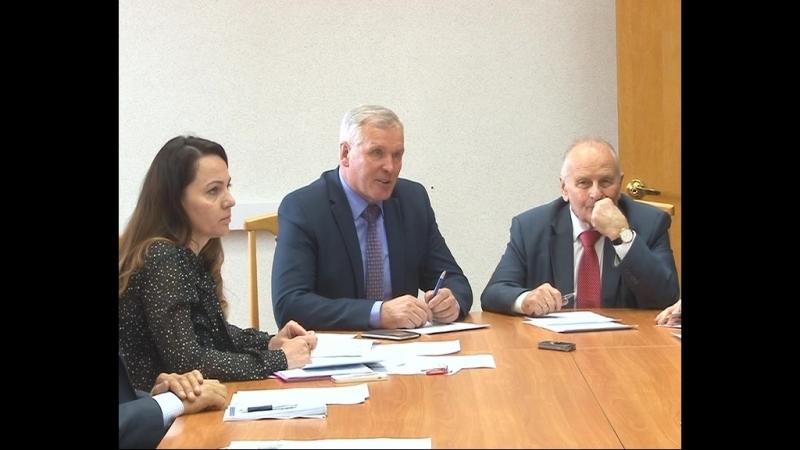 Научно-технический совет в Протвино