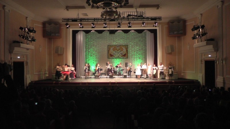UnReel. Финал ДСП-18 в Новосибирской филармонии.