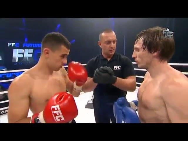 Valentin Rybalko vs Nikola Cimeša FFC Futures 3 K1 70 kg