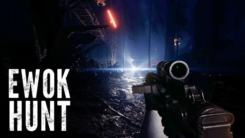 EWOK HUNT First Person No HUD Ultra Immersive Gameplay   4K 60fps