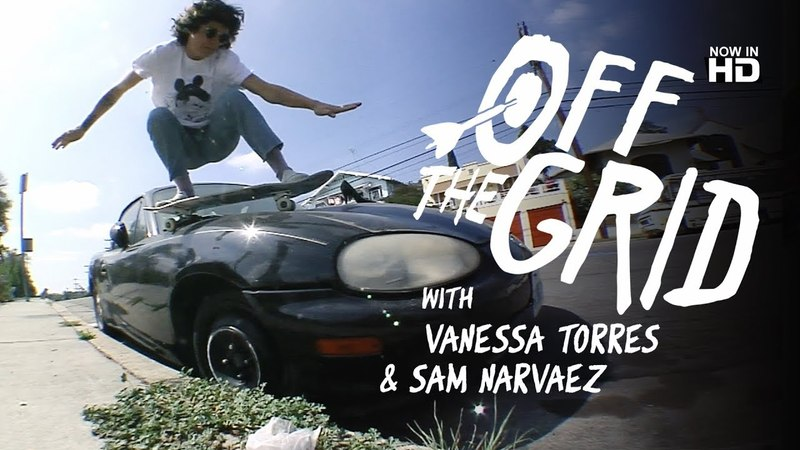 Vanessa Torres Sam Narvaez - Off The Grid