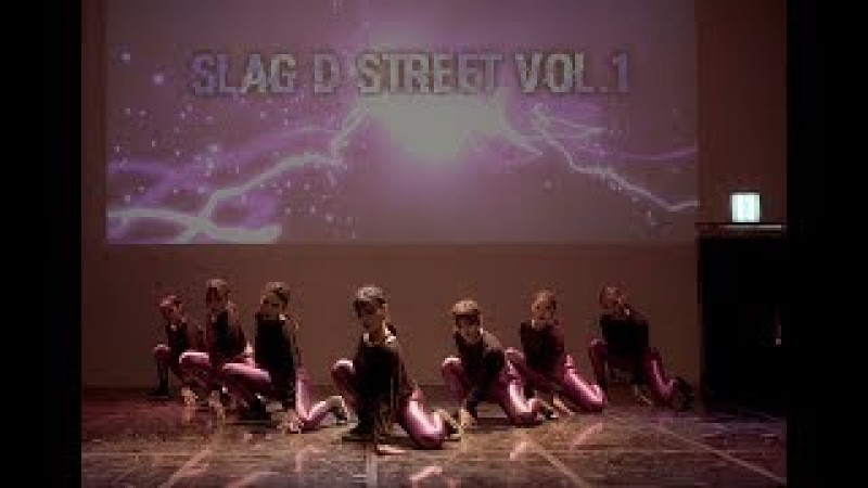 SLAG D STREET VOL.1 l GRABBY l Present By SYSMOB