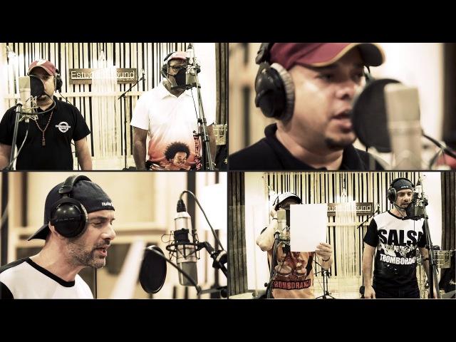 TROMBORANGA Otro ladrillo en la pared video Oficial del disco Tumbando Fronteras