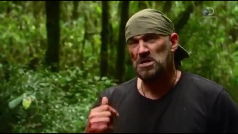 Выжить вместе 9 сезон 2 серия Dual Survival 2016.Лес из ада