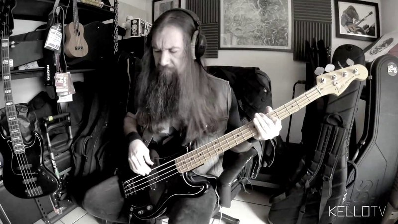 CKY - 96 Quite Bitter Beings (Bass Cover)