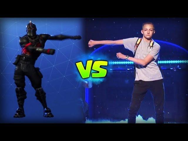 Todos los Bailes de Fortnite en la Vida Real Backpack Kid Electro Shuffle etc