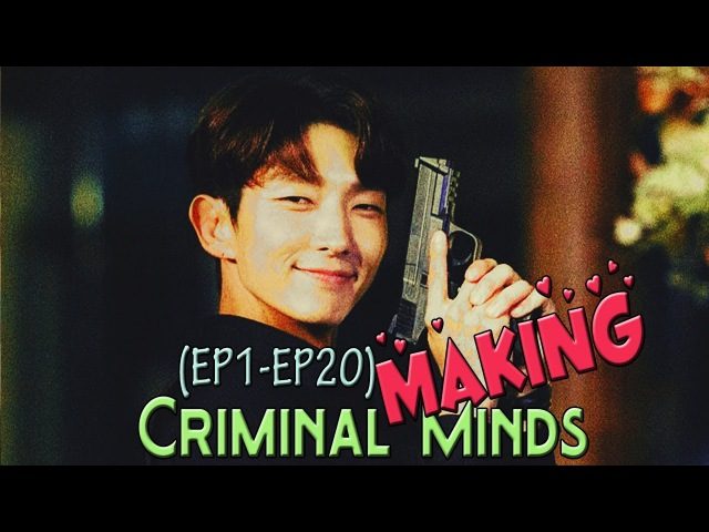 Lee Joongi 이준기❤Criminal Minds❤크리미널 마인드❤making(Episodes 1-20) ❤