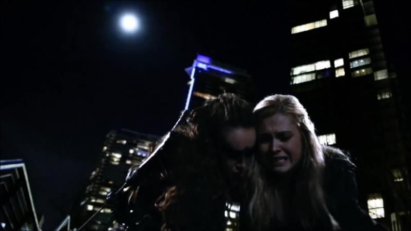 [3x16] Clexa - Clarke Lexa scenes pt. 2 - Last Kiss I told you my spirit would choose wisely