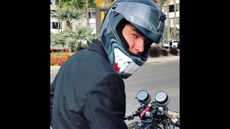 Правило как правильно нужно ехать на мотоцикле