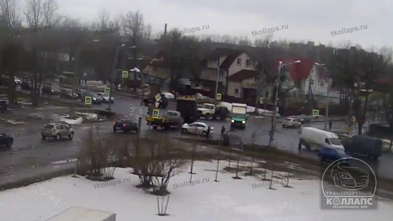 Авария в Горелово