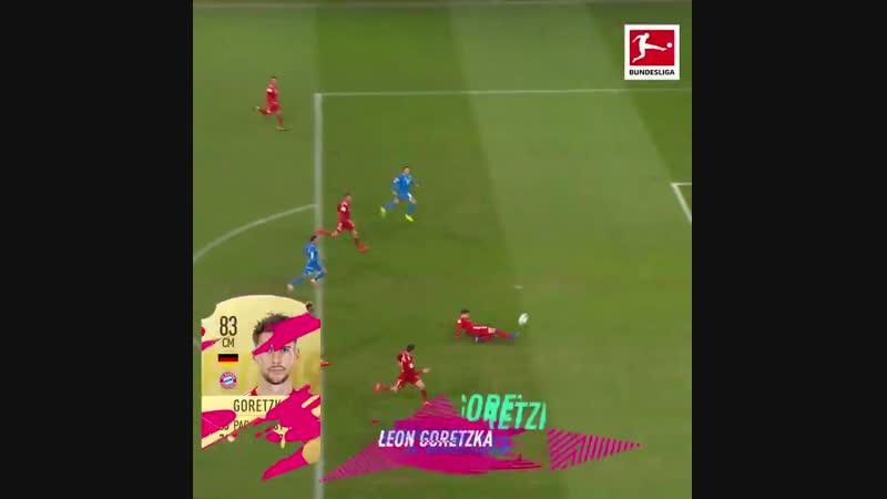 Bundesliga POTM Кандидаты
