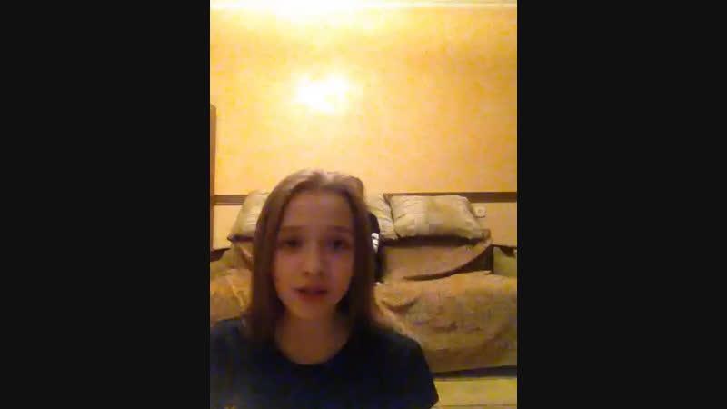 Настя Завалишина — Live