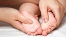 Детский массаж для детей 1-3 месяцев. Обучения массажу и развивающей гимнастике для малышей