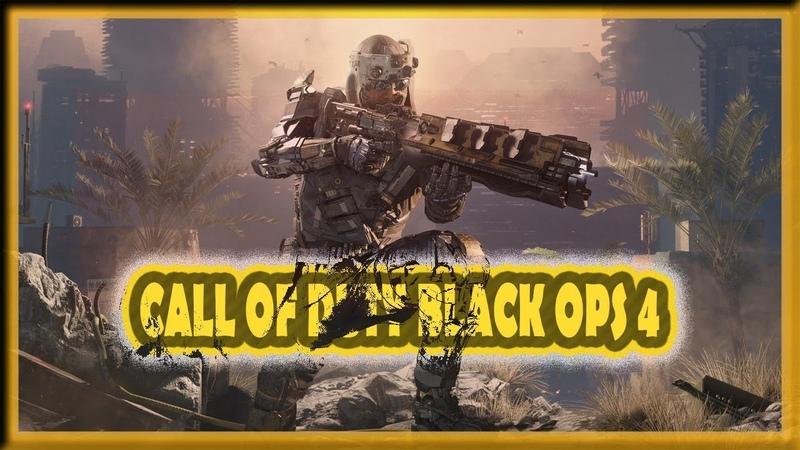 ОБЗОР CALL OF DUTY BLACK OPS 4|КОЛДА ТРАХНУЛА МОИ ГЛАЗА!!