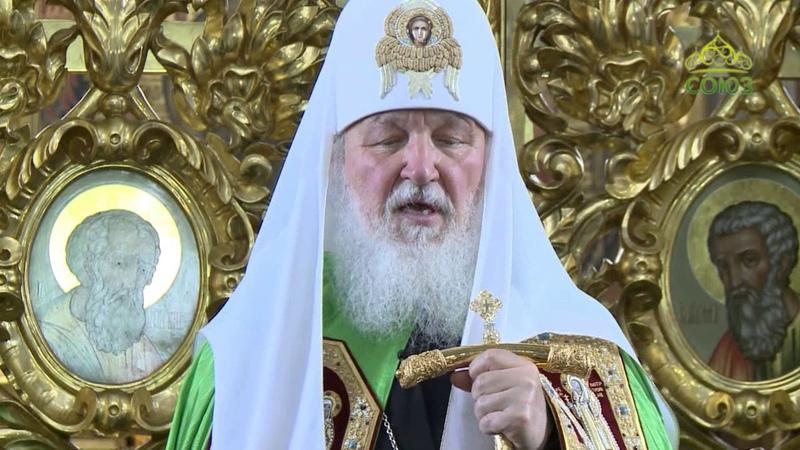Слово в Неделю 4 ю по Пятидесятнице после Литургии в храме преподобной Евфросинии Московской