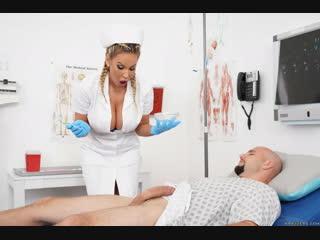 Olivia Austin [PornMir, ПОРНО, new Porn, HD 1080, Big Tits, Blonde, Bubble Butt, Caucasian, Doctor]