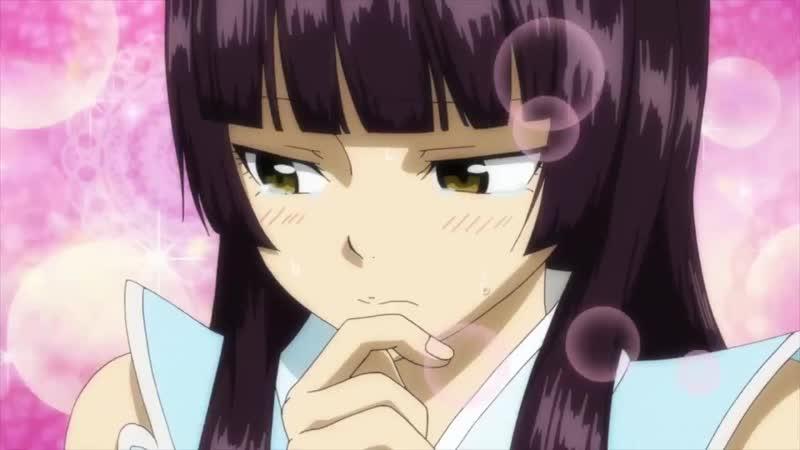 Както так попросила прощение момент из аниме Fairy Tail Final Series